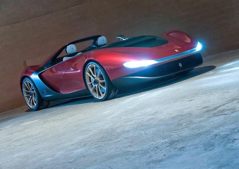 Ferrari Sergio Concept, 2013, Autos, Luxury Automobiles, Automotive, Car Concept
