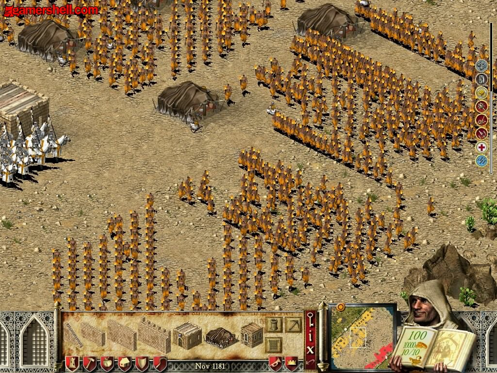 Stronghold Crusader Патч 1.2 Rus