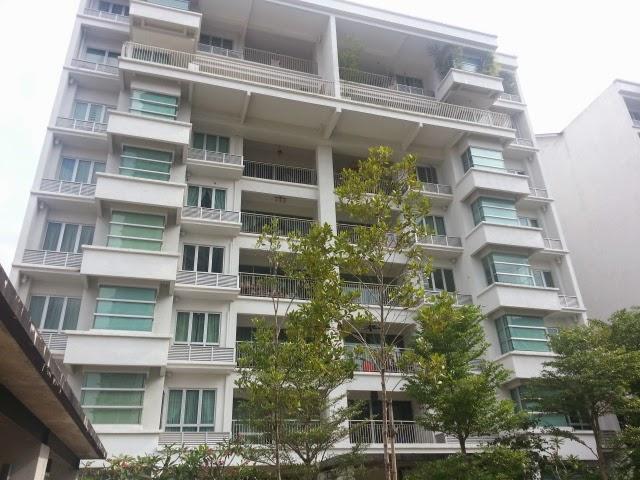 For Sale Riana Green East Condominium Near Lrt Wangsa