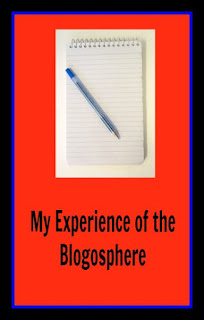 Guest Post: My Experience of the Blogosphere by H