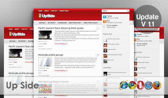 Update+Free 16 Best 2012 Free WordPress Themes