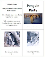 Penguin Party {FREE}