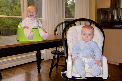 morrison miracles: high chair