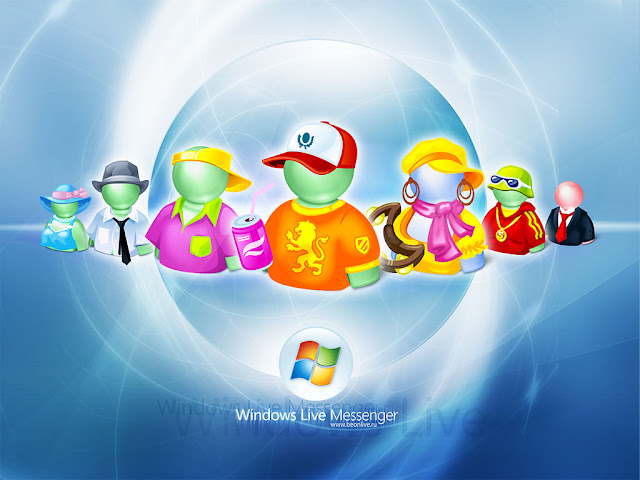 Windows Live HD wallpaper