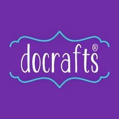 Showcasing creations using Docrafts products