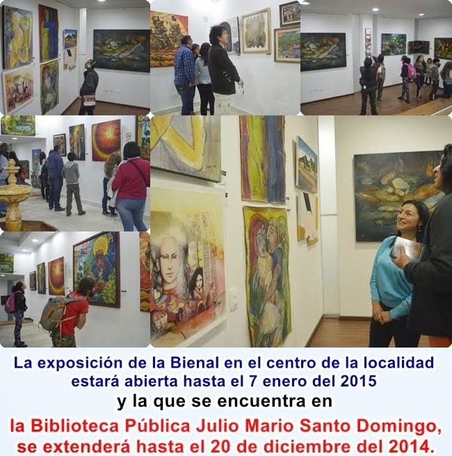 BOGOTÁ: Con la IX Bienal Internacional de Arte de Suba, Alcaldía local inaugura Galería Cultural