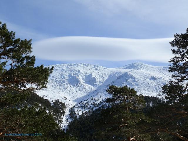 Cabezas de Hierro, Invernal, Sierra Guadarrama