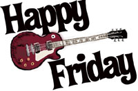 Guitar Friday Scrap