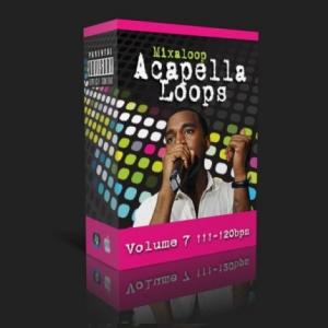 [dead] Mixaloop Acapella Loop Pack 7 [WAV] screenshot