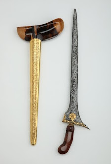 Keris Kinatah Mangkoro