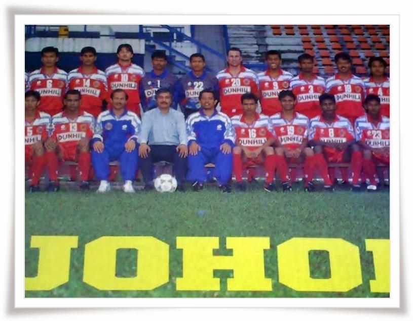 Nostalgia Liga Malaysia: Ervin Boban (Johor).