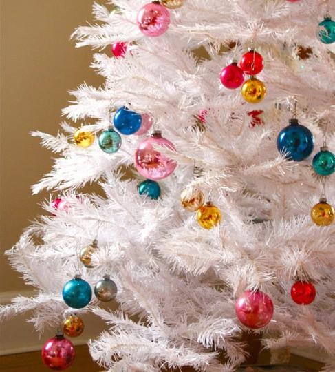retro christmas trees - Retro Christmas Trees