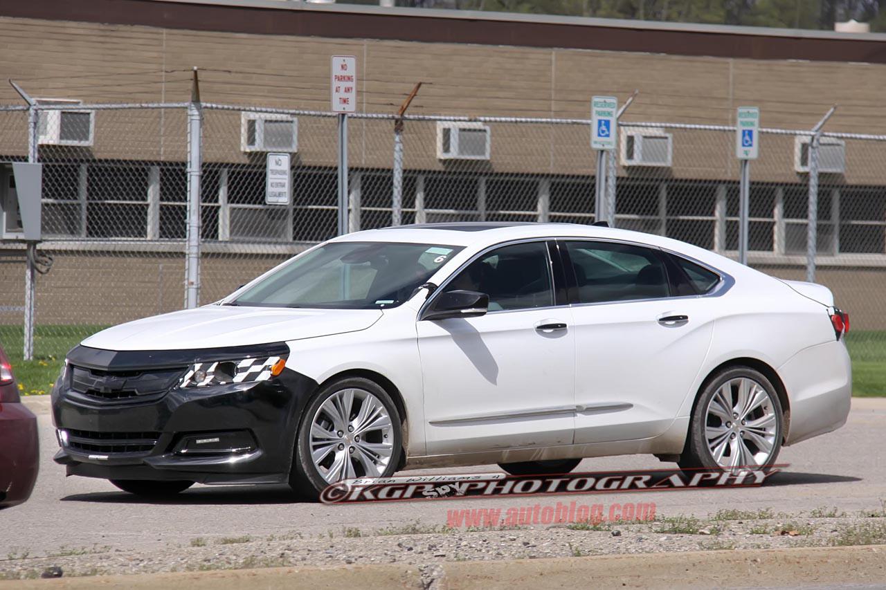 2014 Chevy Impala SS V8