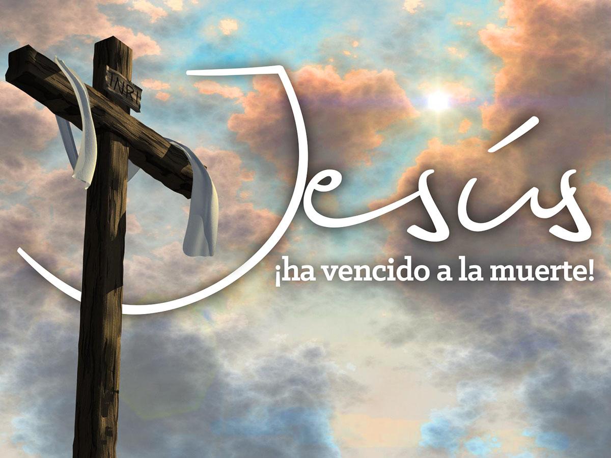 ¡Felices Pascuas, Aleluya!