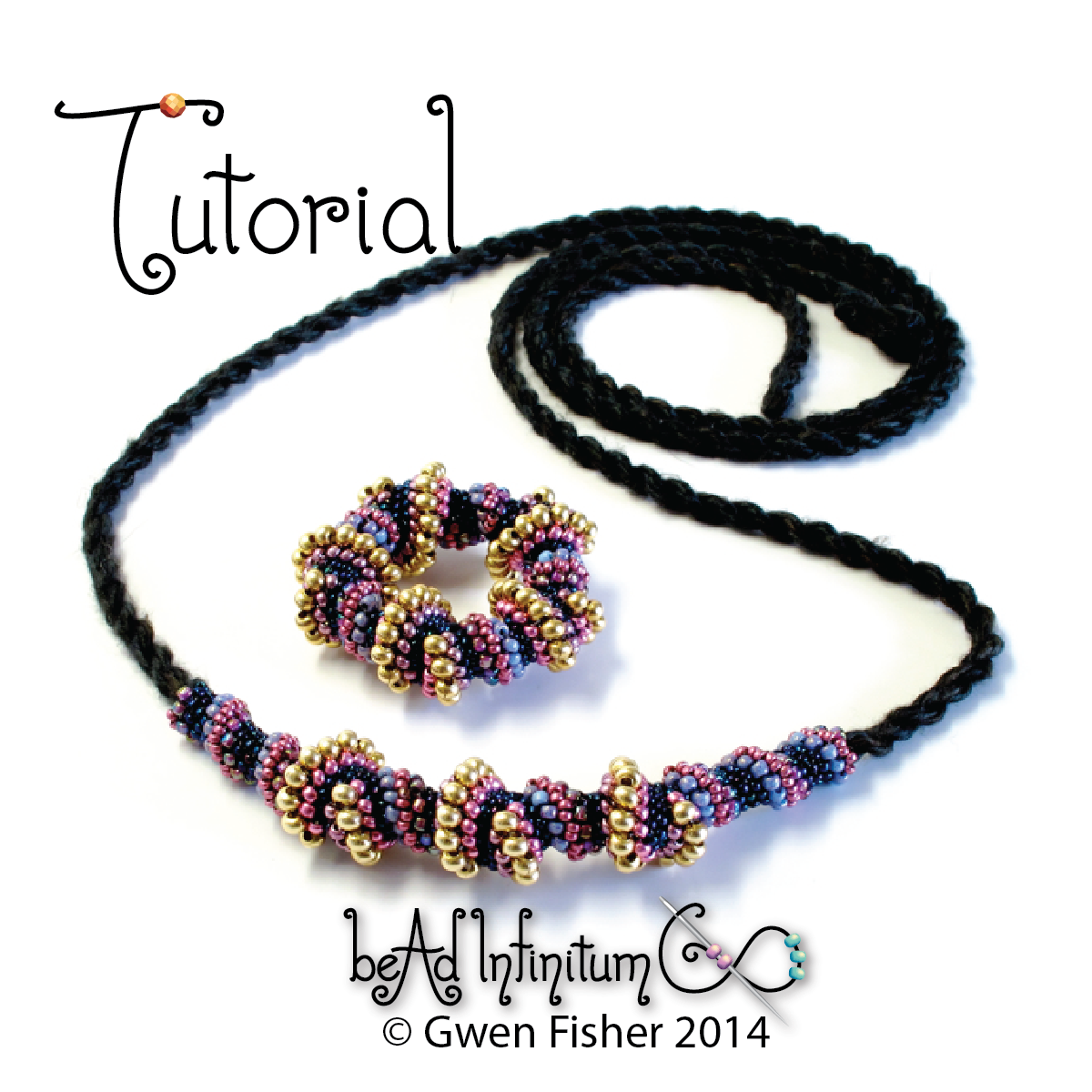http://gwenbeads.blogspot.com/2014/12/replicating-dna-in-beads.html