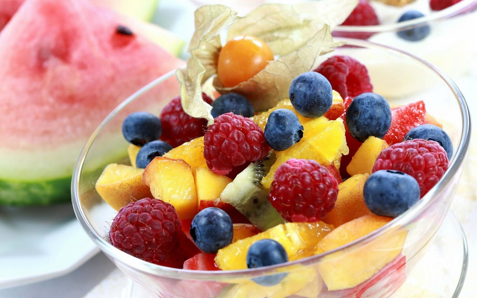 Fruits hd images - Fruits Salads Hd Images