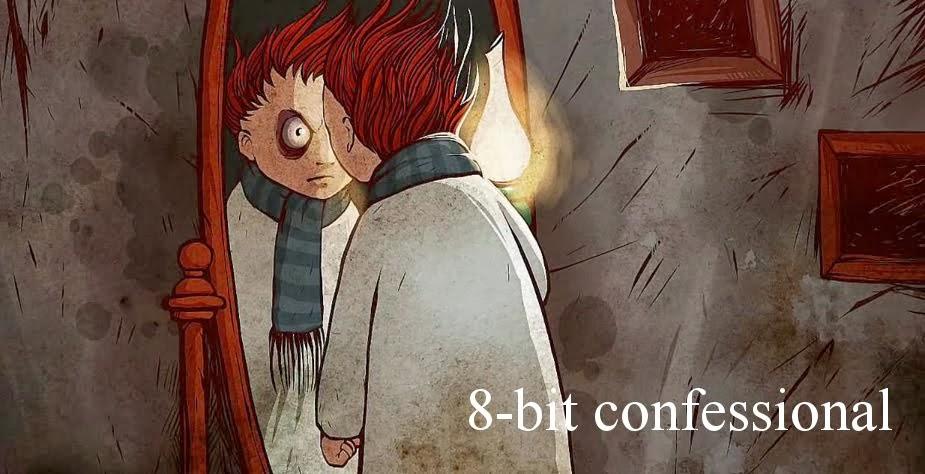 8-bit confessional