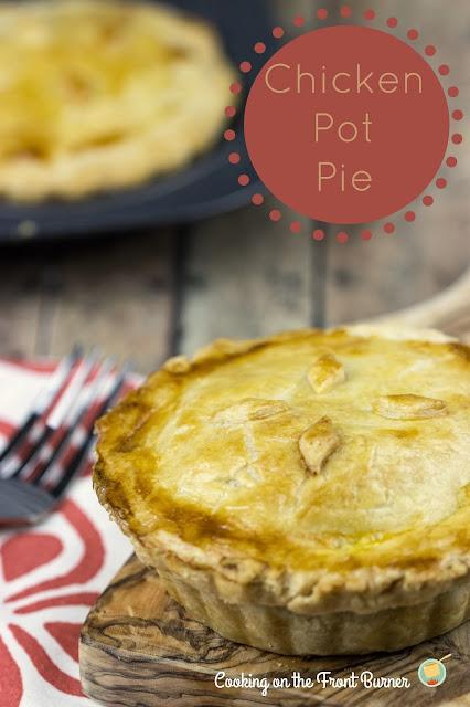 Chcicken Pot Pies | Cooking on the Front Burner #chickenpotpie