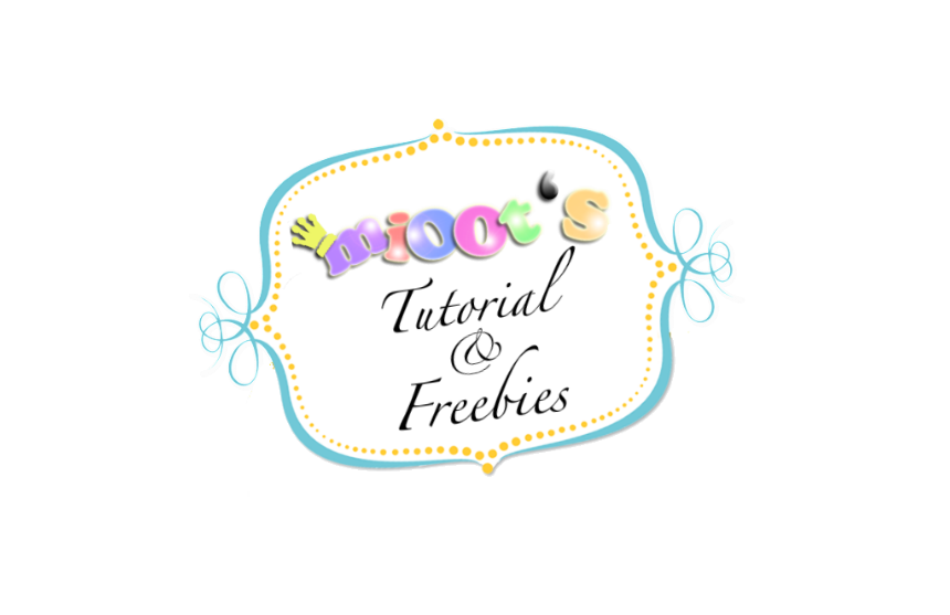 ^ . ^ Mioot's Tutorial & Freebies♥