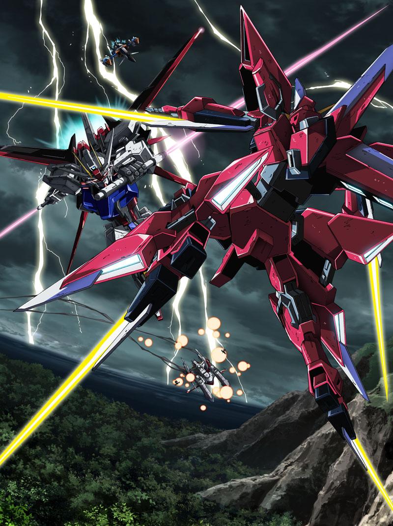 Mobile Suit Gundam SEED wallpaper image - Gundam Kits Collection ...