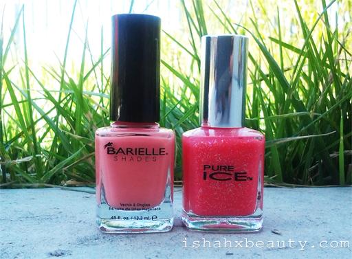 Barielle Blossom & Pure Ice Dreamy