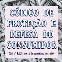 Código de Proteção e Defesa do Consumidor, faça o download.
