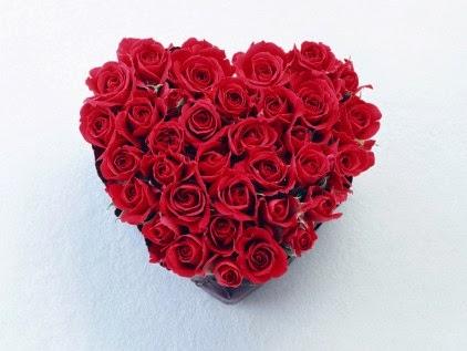 love heart shaped flowerflower - photo #4
