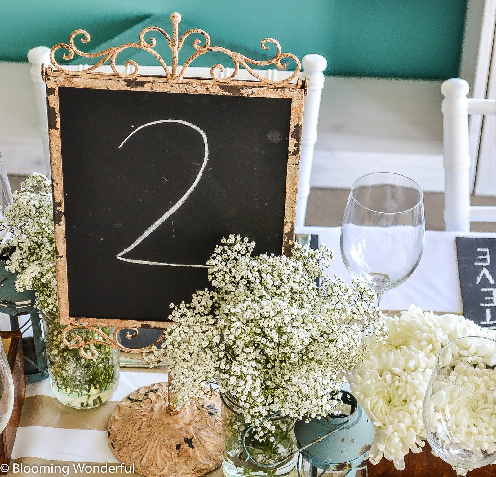 Diy Rustic Wedding Decorations