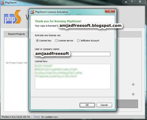 download free software for windows: JetBrains PhpStorm v8 0 2 with