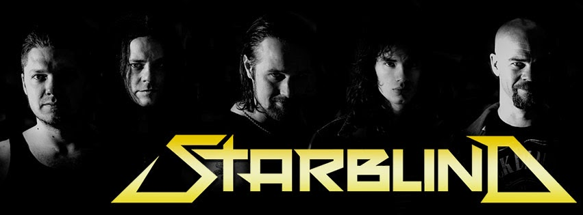 Starblind Sweden Heavy Metal