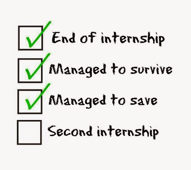 how to thank your internship supervisor