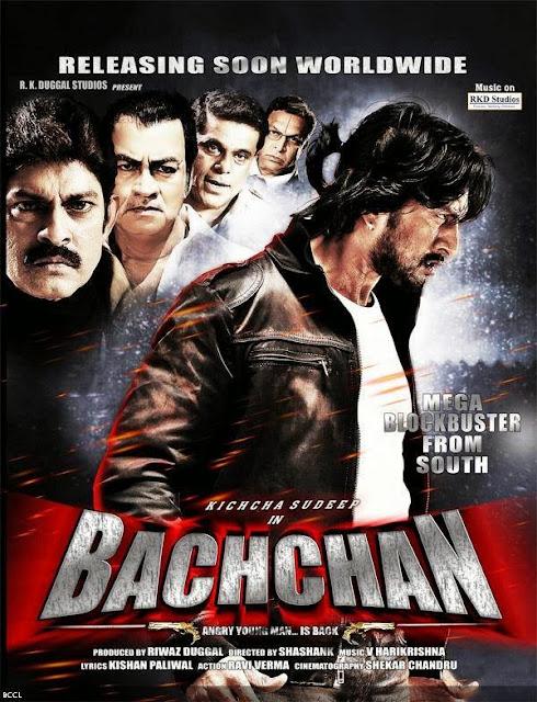Bacchan 2013 Hindi Dubbed DTHRip 700mb