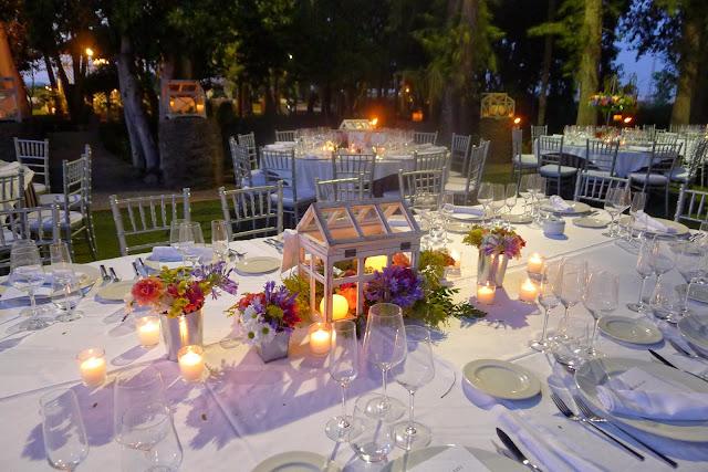 Decoración boda Valencia Invernaderos