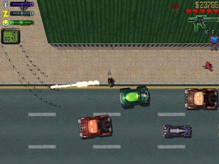 Free Download Games Grand Theft Auto II PS1 FOr PC Full Version ZGASPC