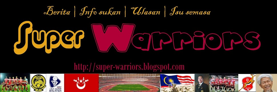 Blog Super Warriors