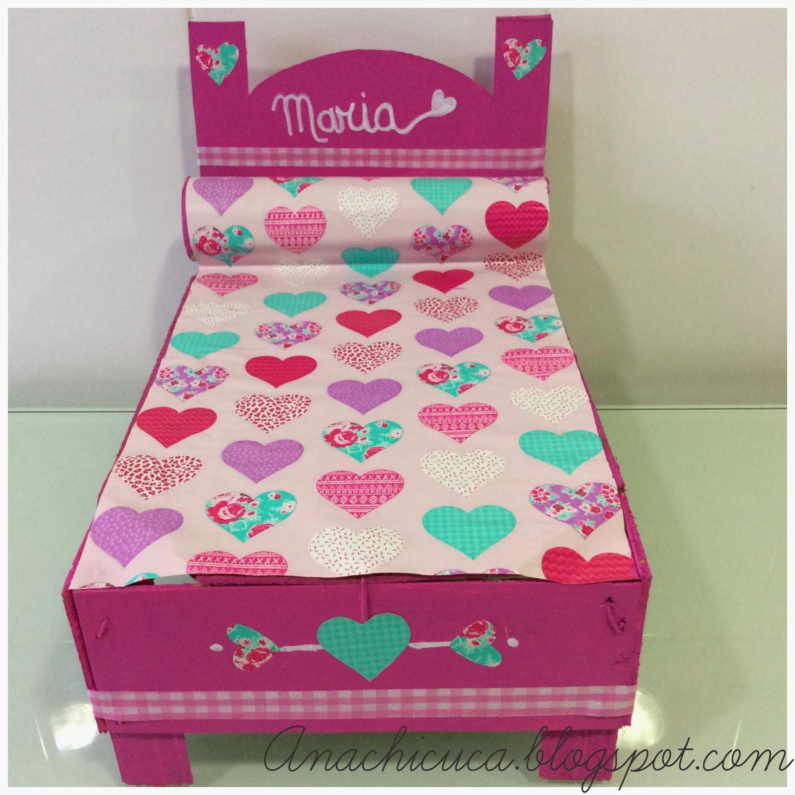 Anachicuca cama de mu ecas for Como reciclar una cama de madera