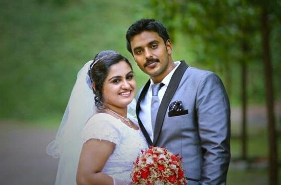 Actress Sini Varghese Married Antony