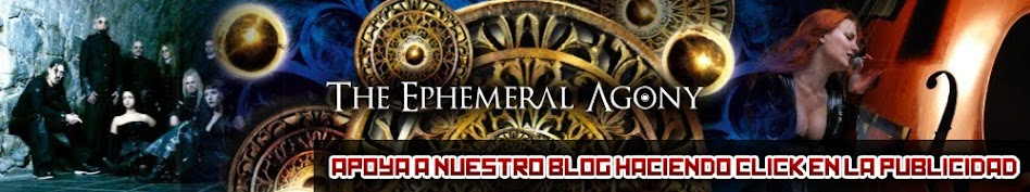 The Ephemeral Agony | Metal sinfonico, gothic metal, symphonic metal, opera metal
