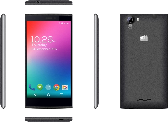 3 Affordable 4G Smartphones from Micromax
