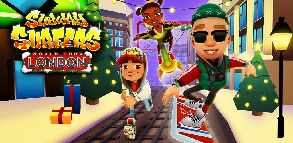 Subway Surfers v1.16.0 [Mod Money] APK Android
