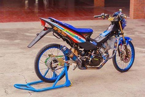 Korek harian sonic 150 cc