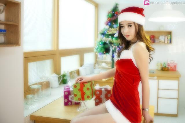 1 Santa Bo Ra Yang-very cute asian girl-girlcute4u.blogspot.com