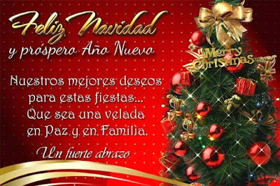 tarjetas navideñas para facebook