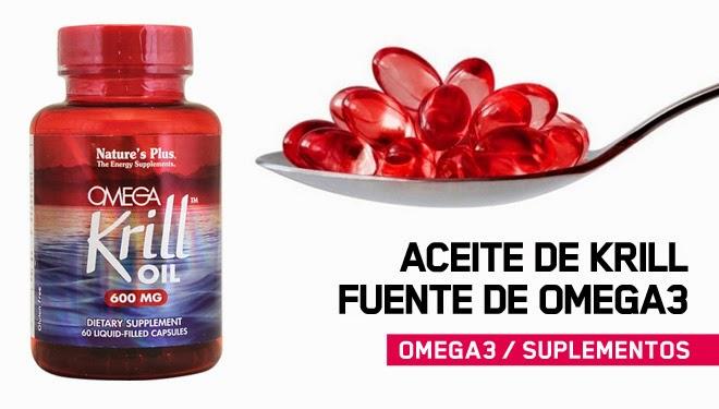Funciones Aceite de Krill