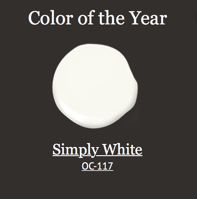 Sopo Cottage Color Of The Year 2016