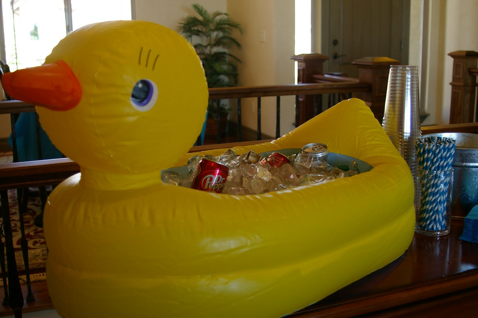 Bridgey widgey rubber ducky party for Rubber ducky bathroom ideas