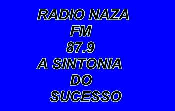 RADIO NAZA FM DE NAZAREZINHO PB