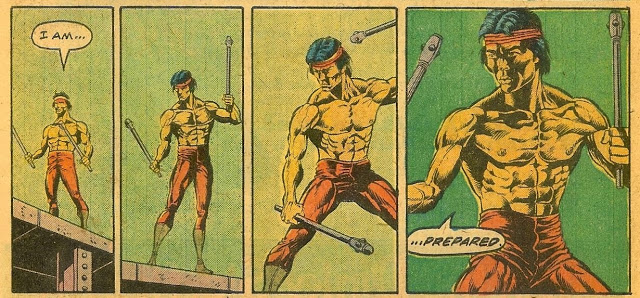 ... do Shang Chi Mestre do Kung Fu