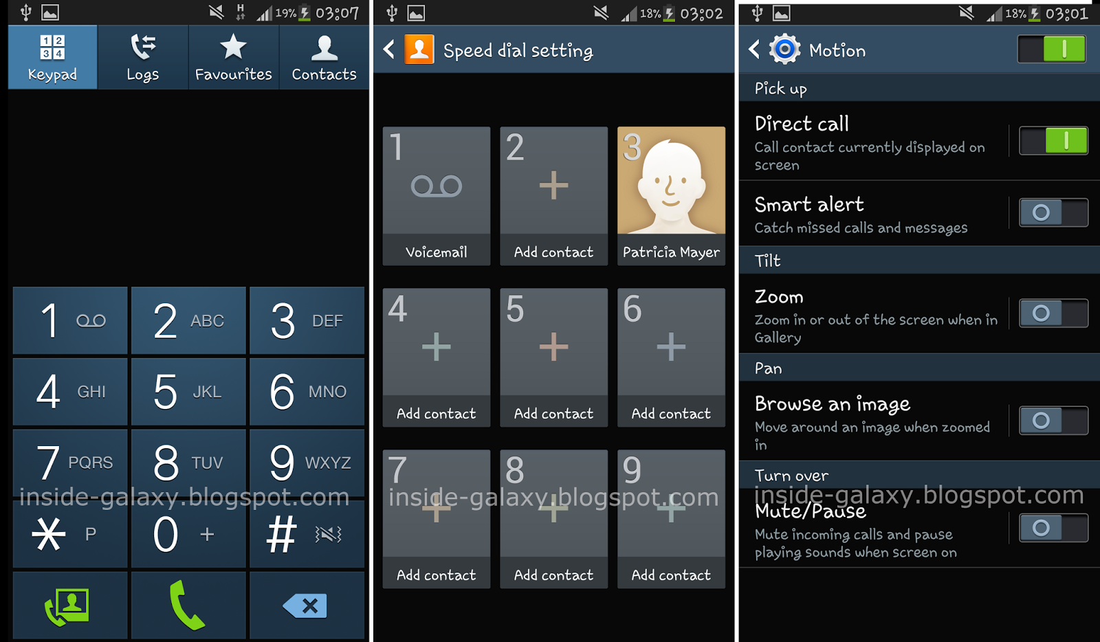 how to make video calls on samsung