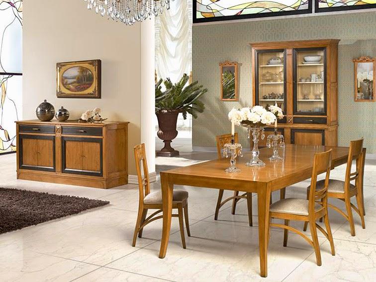 Los muebles de comedor b sicos decoraci n de dormitorios - Decoracion y muebles ...